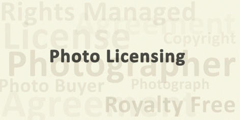 Photo Licensing and Copyright