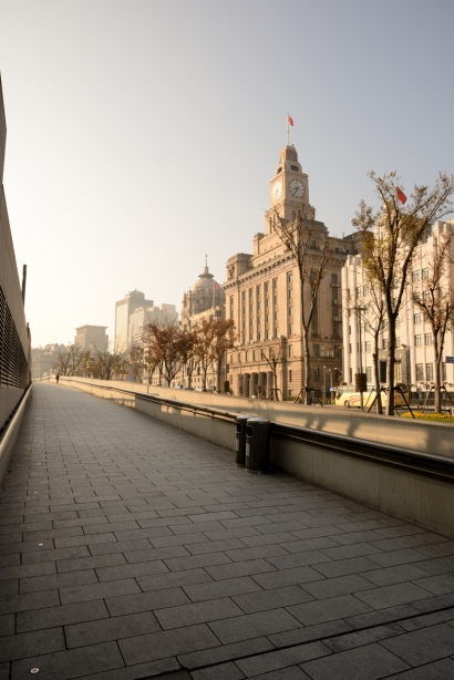 The Bund Landscape Photo
