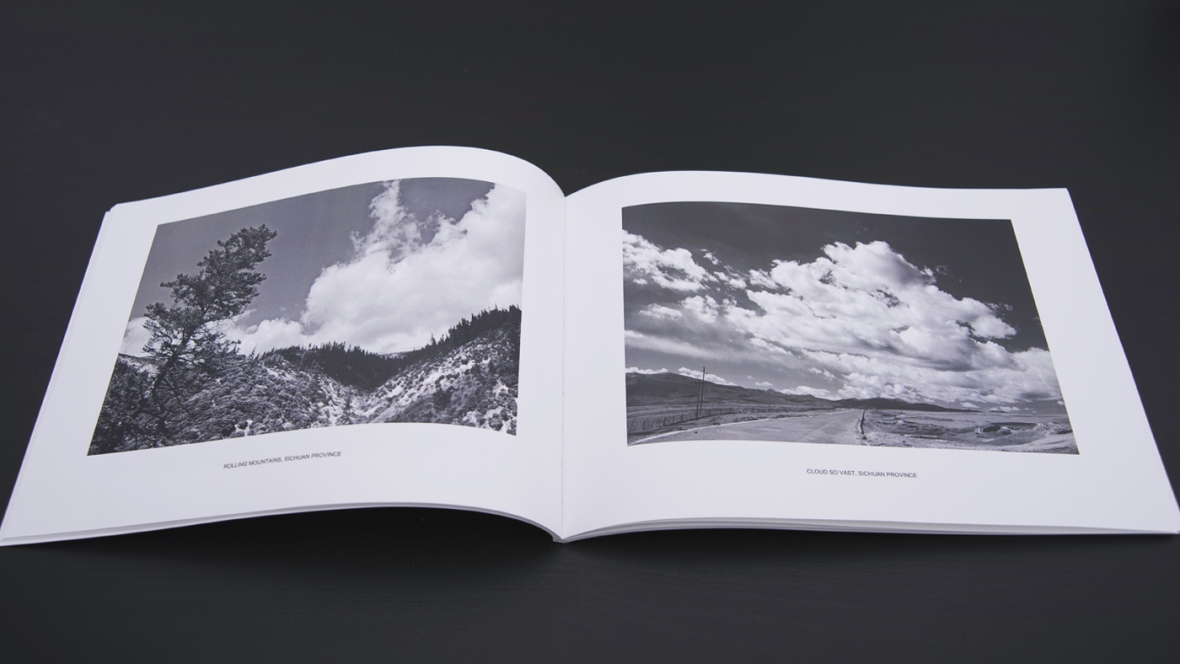 Black and White Photo Book - Paul Chong