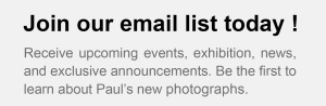 and join our monthly mailing list