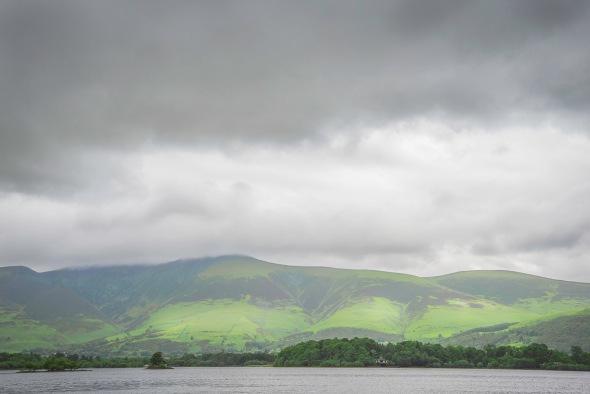 Windermere Lake District scenery