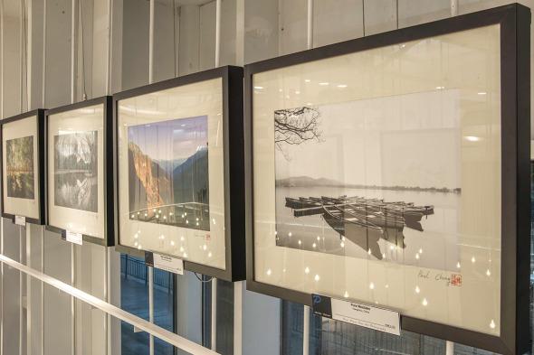 Paul Chong Fine Art Exhibition