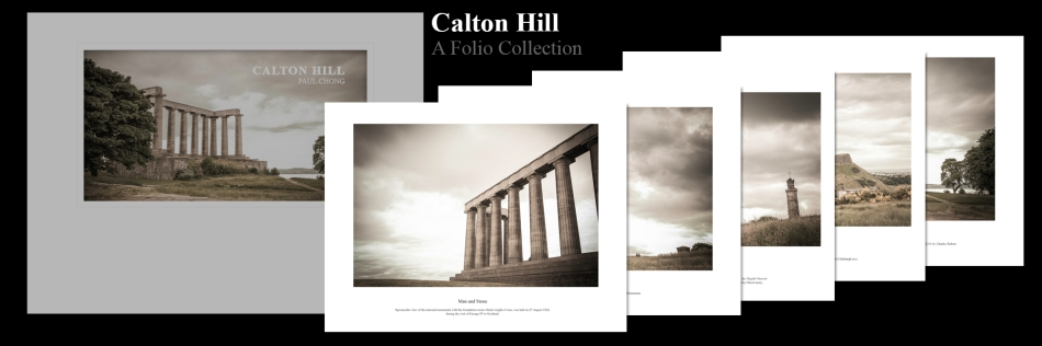 Calton Hill Folio