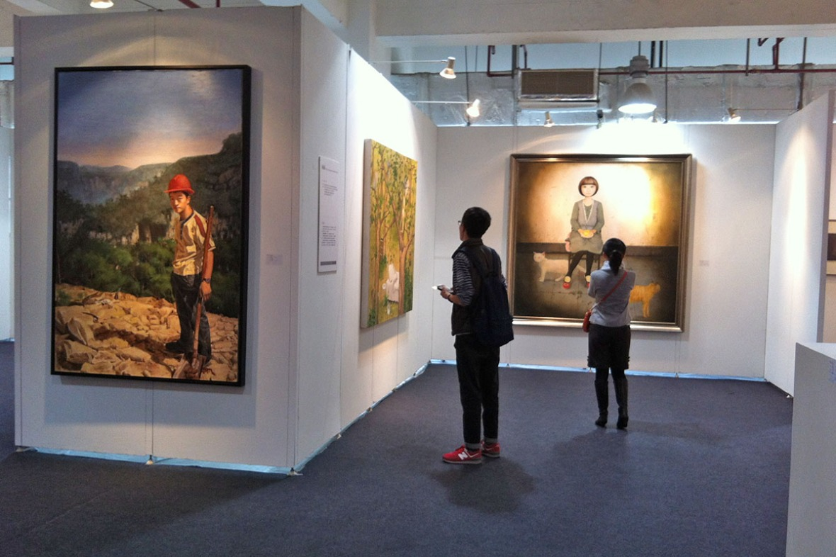 Shanghai Art Fair 02