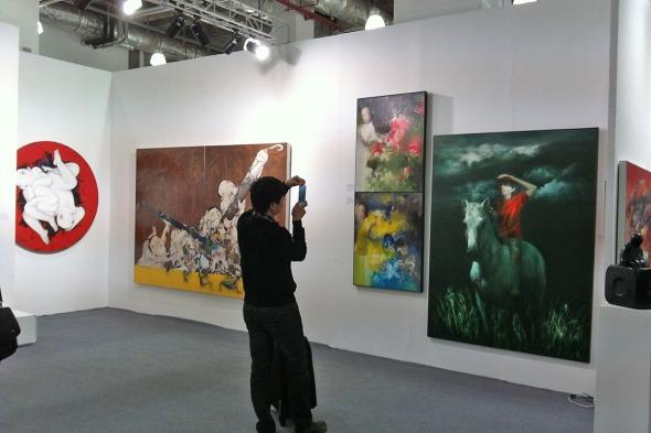 Shanghai Art Fair 07