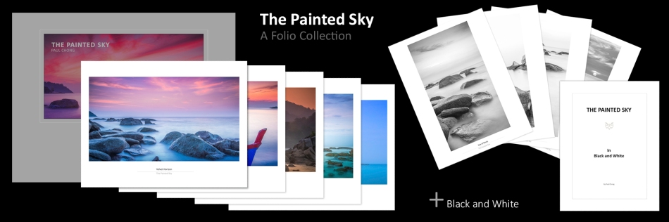 The Painted Sky Photo Folio Collection