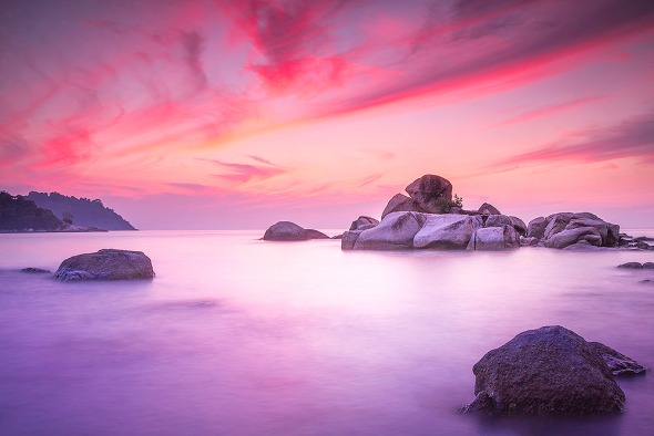 Evening Sunset Photography