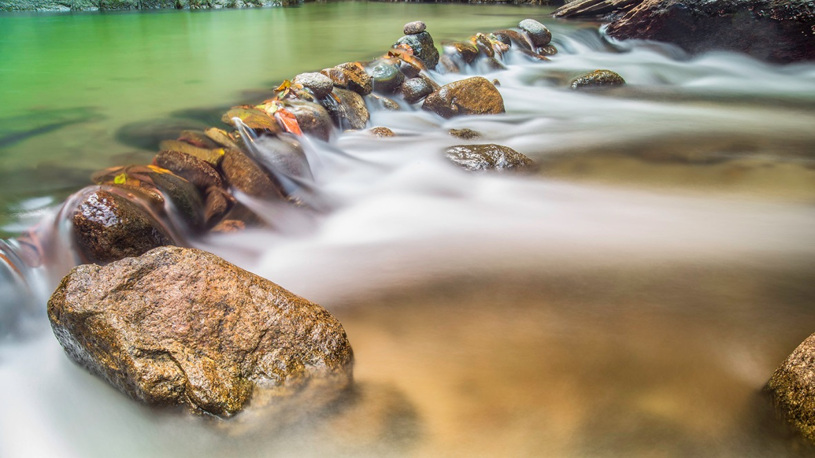 Riverside Water Photography