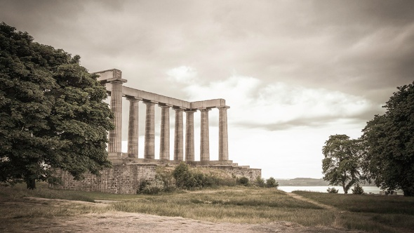 Calton Hill, Scotland
