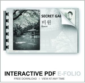 Interactive pdf E Folio, free download